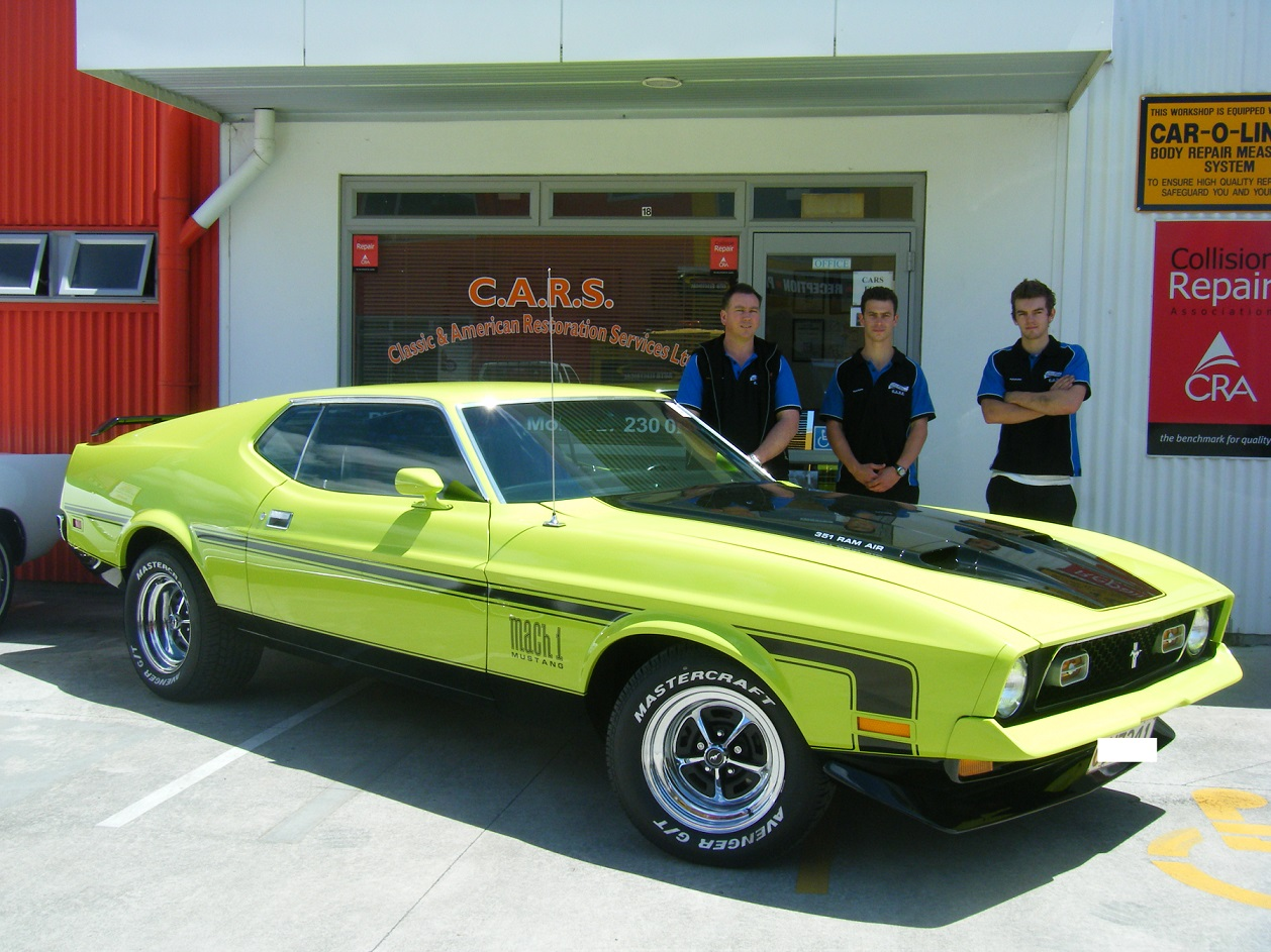 Classic American Restoration Services